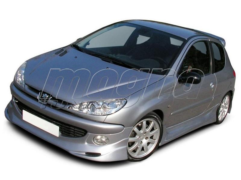 Peugeot 206 Extensie Bara Fata J2