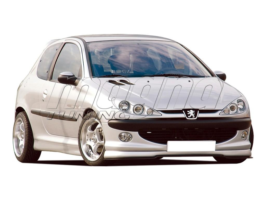 Peugeot 206 Extensie Bara Fata RX2