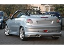 Peugeot 206 J2 Rear Bumper Extension