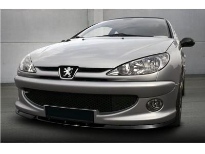 Peugeot 206 M-Style Front Bumper Extension