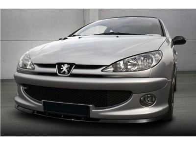 Peugeot 206 MX Front Bumper Extension
