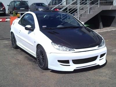 Peugeot 206 Master Front Bumper