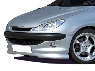 Peugeot 206 RX Front Bumper Extension
