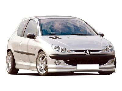Peugeot 206 RX2 Frontansatz