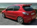 Peugeot 206 ST Rear Wing