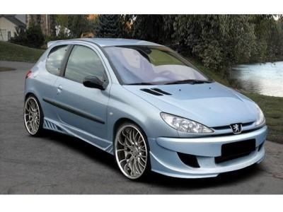 peugeot 206 - tuning, body kit, bodykit, stossstange