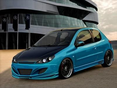 Peugeot 206 Storm Front Bumper