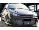 Peugeot 206 Street Front Bumper