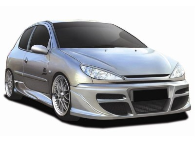 Peugeot 206 Torch Body Kit