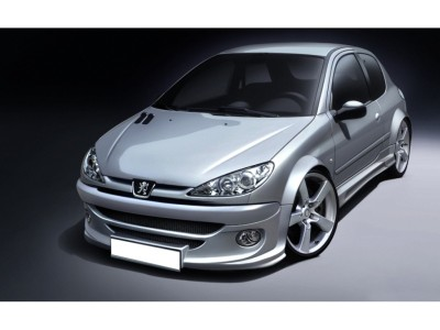 Peugeot 206 Wide Body Kit AX2