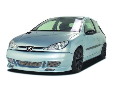 Peugeot 206 XXL-Line Frontstossstange