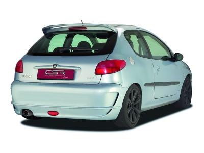 Peugeot 206 XXL-Line Heckstossstange