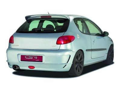 Peugeot 206 XXL2-Line Heckstossstange