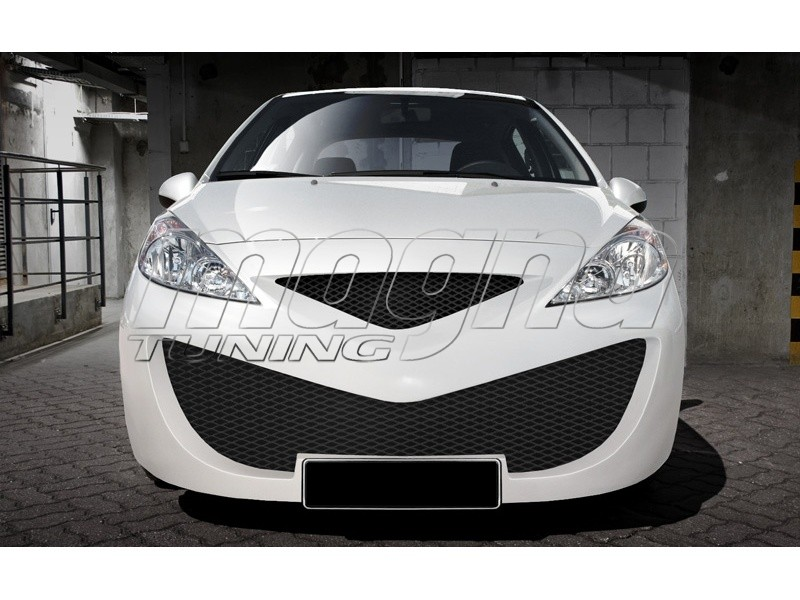 Peugeot 207 Body Kit Drifter