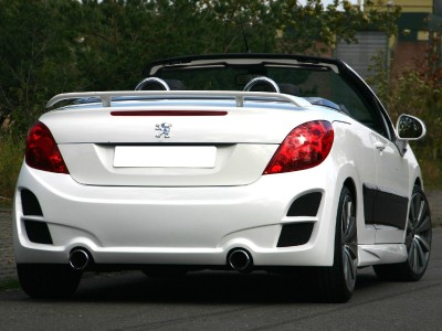 Peugeot 207 CC Encore Rear Wing