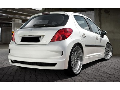 Peugeot 207 Drifter Side Skirts