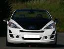 Peugeot 207 Encore Front Bumper