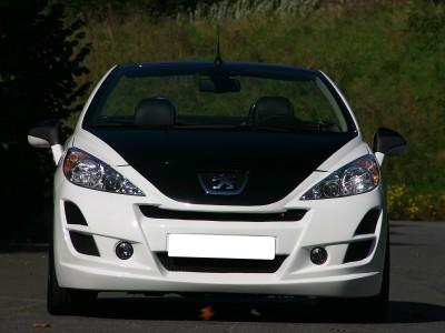 Peugeot 207 Encore Frontstossstange