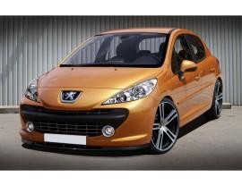 Peugeot 207 Extensie Bara Fata M-Style