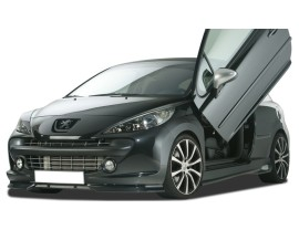 Peugeot 207 Extensie Bara Fata R-Style