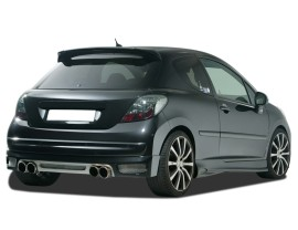 Peugeot 207 Extensie Bara Spate R-Style