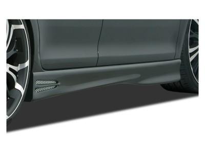 Peugeot 207 GT5 Side Skirts