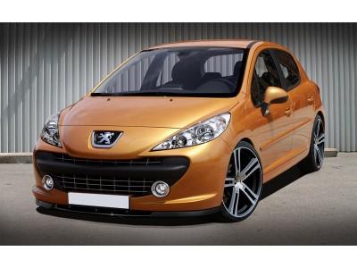 Peugeot 207 M-Style Front Bumper Extension