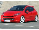 Peugeot 207 MX Side Skirts