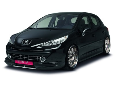 Peugeot 207 NewLine Seitenschwellern