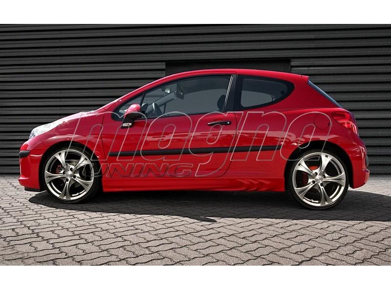 Peugeot 207 Praguri 3D