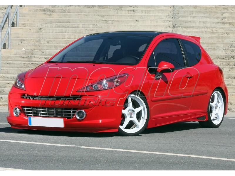 Peugeot 207 Praguri MX