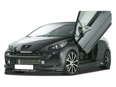 Peugeot 207 R-Style Side Skirts