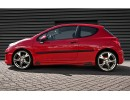 Peugeot 207 SL3 Side Skirts