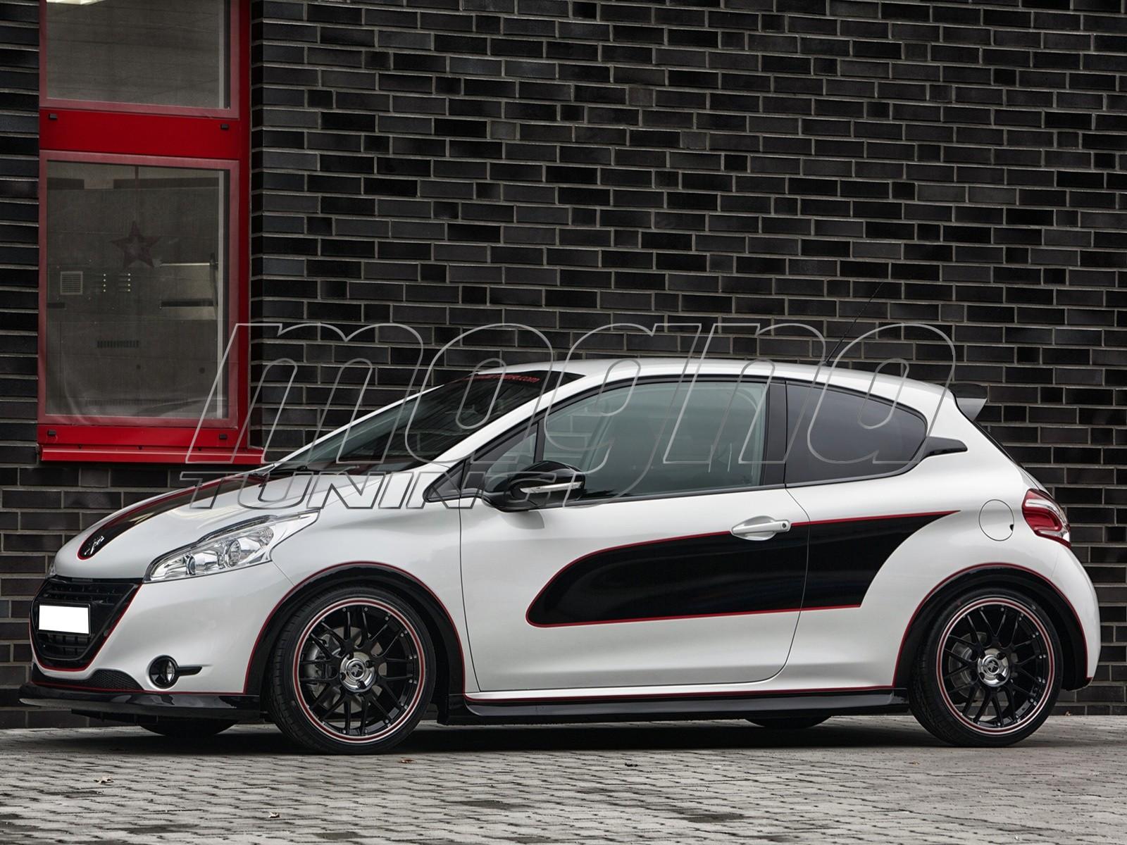 Peugeot 208 Body Kit Mystic