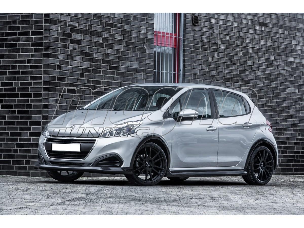 Peugeot 208 Extensie Bara Fata M2