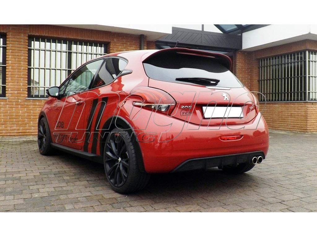 Peugeot 208 GTI Extensie Bara Spate LX