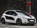 Peugeot 208 Mystic Wheel Arch Extensions