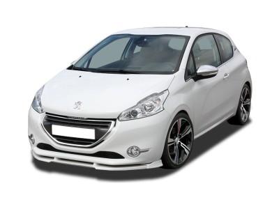 Peugeot 208 Verus-X Front Bumper Extension