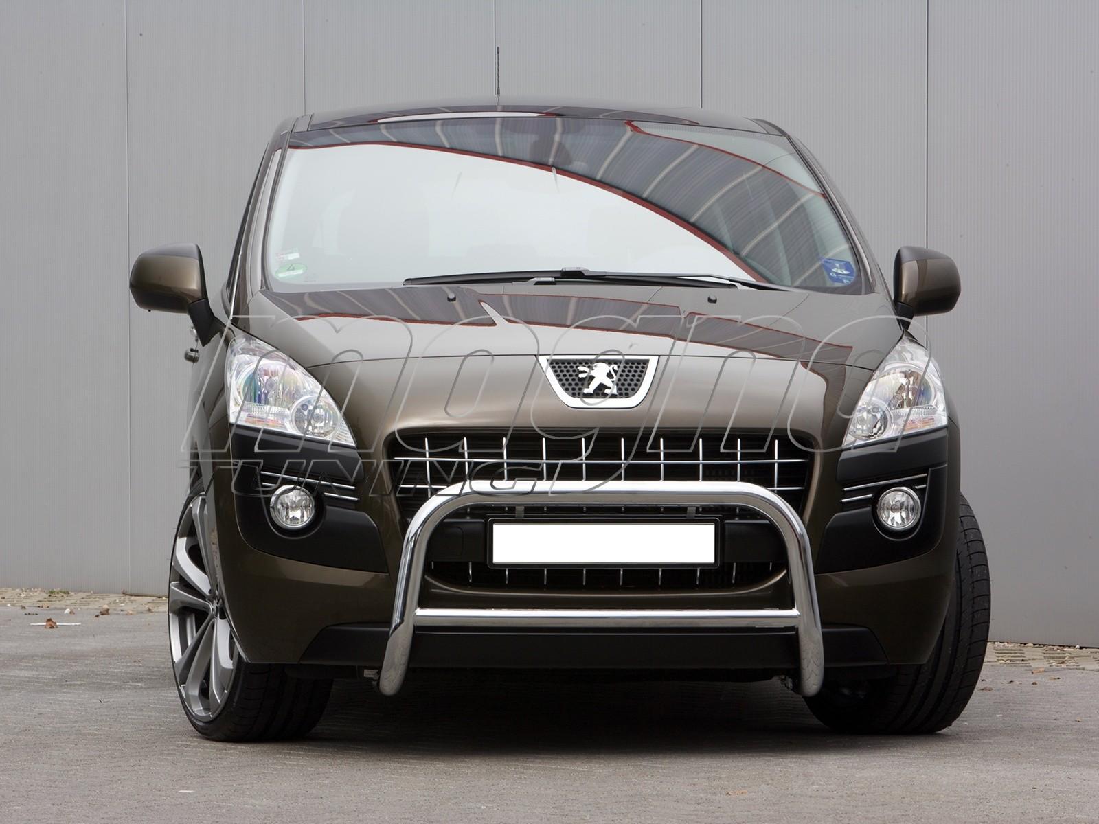 Peugeot 3008 MK1 Bullbar Mystic