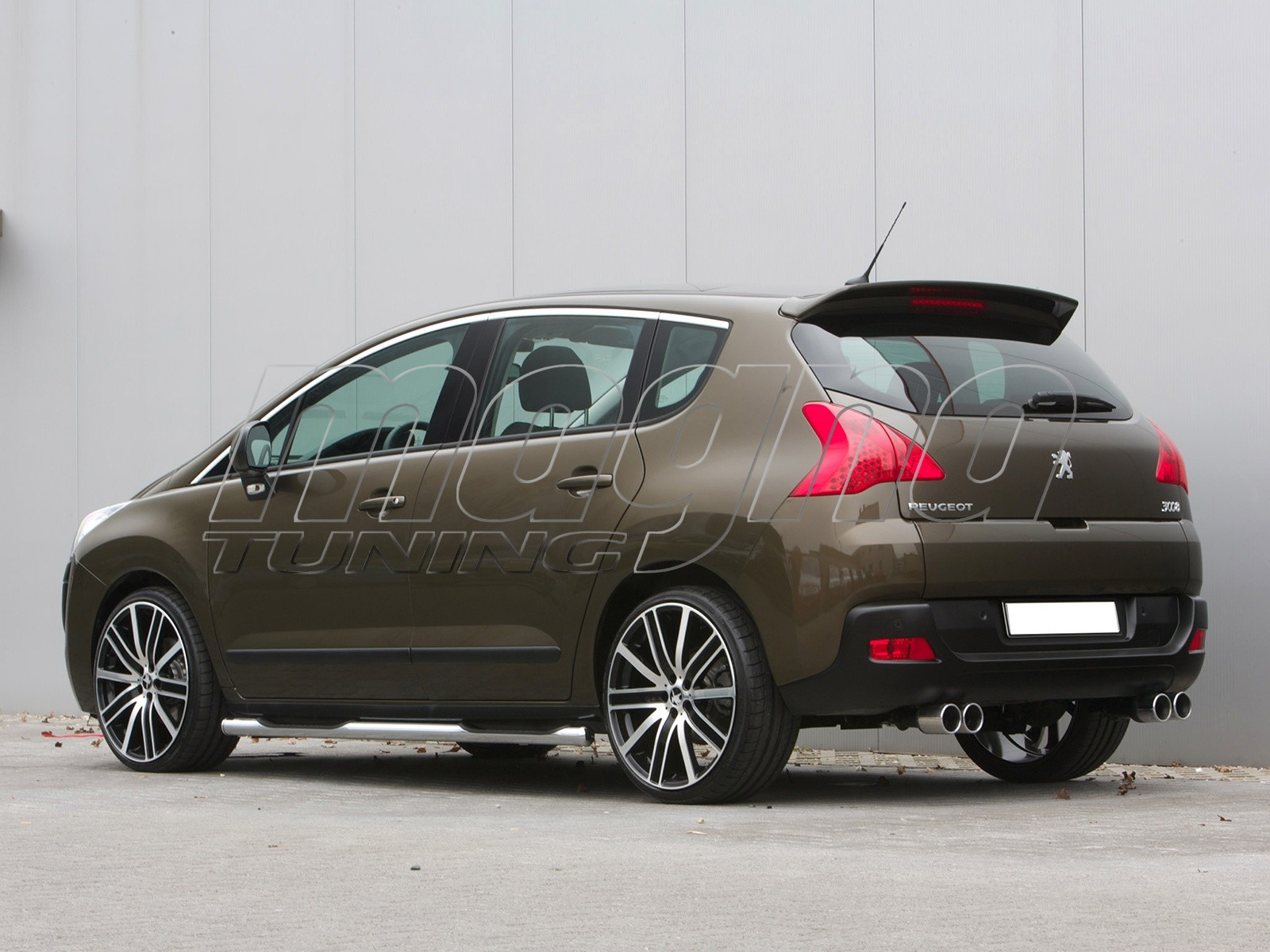 Peugeot 3008 MK1 Eleron Mystic