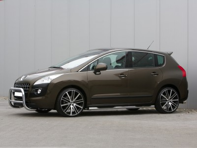 Peugeot 3008 MK1 Mystic Running Boards