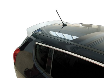 Peugeot 3008 MK1 Speed Rear Wing