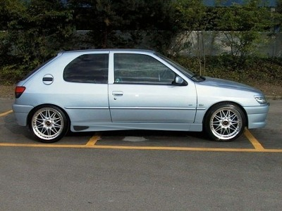Peugeot 306 A2 Side Skirts