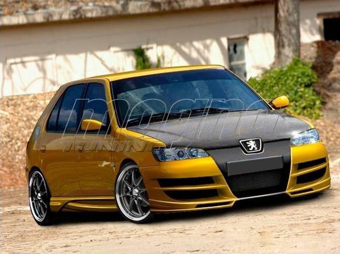 Peugeot 306 Bara Fata M-Style