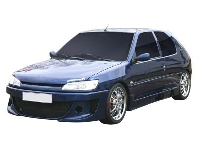 Peugeot 306 Bara Fata Vector