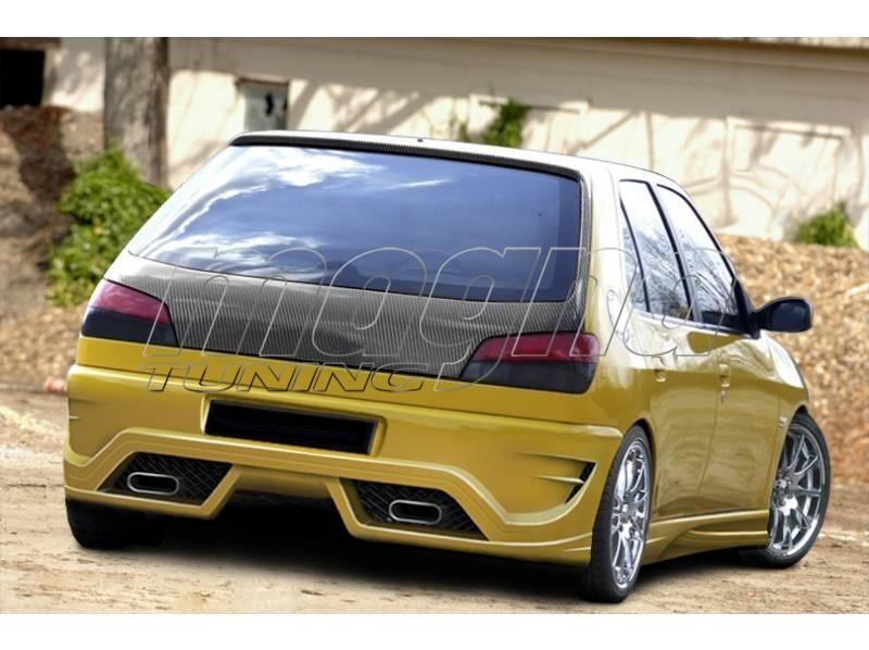 Peugeot 306 Bara Spate M-Style
