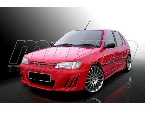 Peugeot 306 Body Kit H-Design