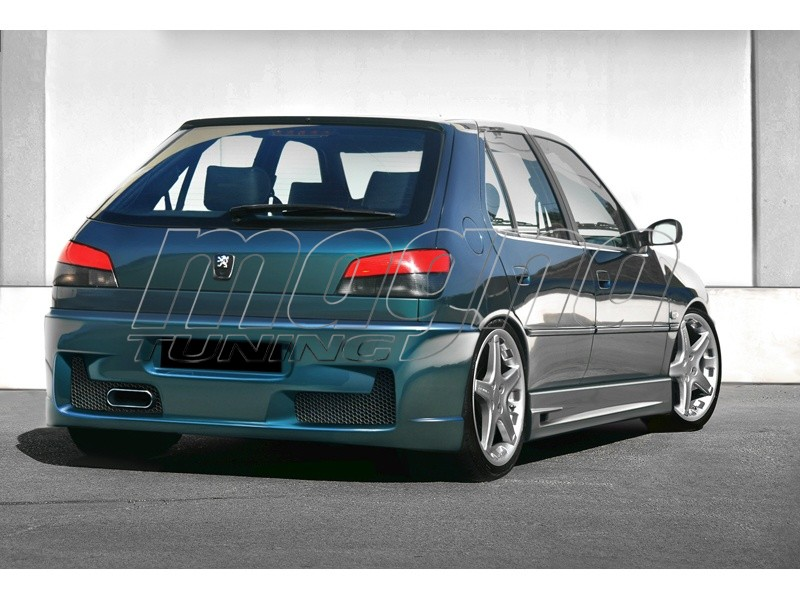 Peugeot 306 Body Kit Vortex