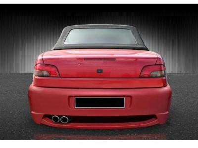 Peugeot 306 CC Destroyer Rear Bumper