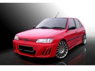 Peugeot 306 H-Design Front Bumper